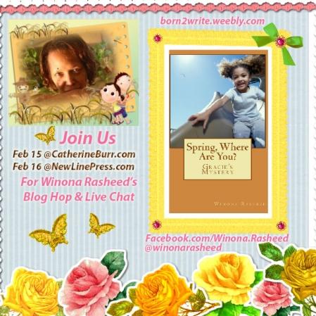 Winona Rasheed Blog Hop